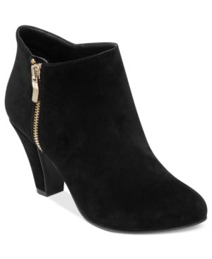 Loving my new BCBG ankle boots {on sale