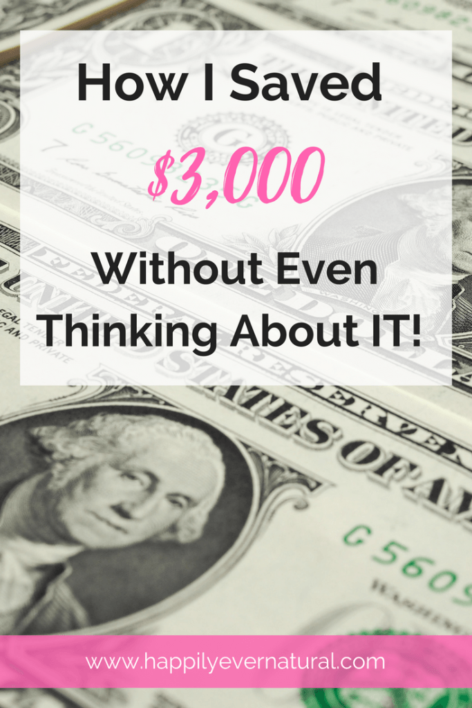 How to save money. I saved $3,000 with Digit. This is an amazing app that helps you save money without even thinking about it!