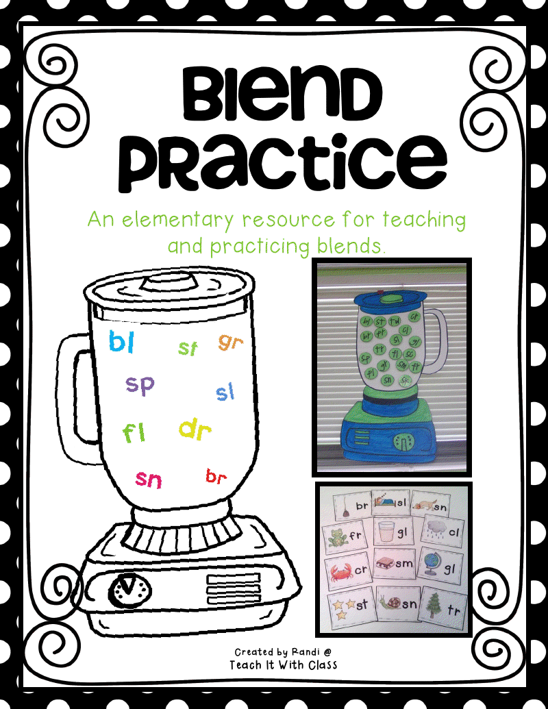 Worksheet Blends Activities 1000 images about blends on pinterest