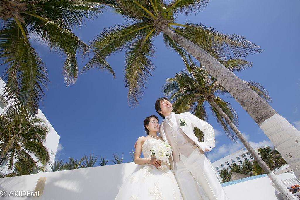 Wedding photo_ Le Blanc /ウエディングフォト_ルブラン_AkiDemi Photography www.akidemi.com