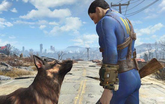 Fallout 4 Gameplay Trailer Released  #8thgenconsole #Bethesda #E3 #Fallout4 #nextgenConsole #PS4 #XboxOne