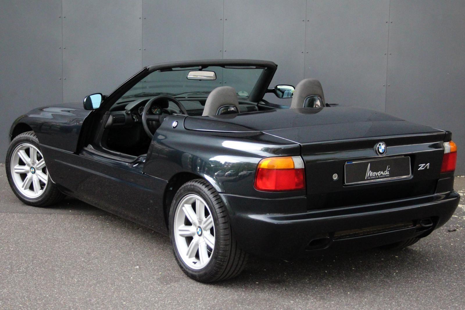 1991 Bmw Z1 Roadster Classic Driver Market Bmw Z1 Bmw Automotive Design