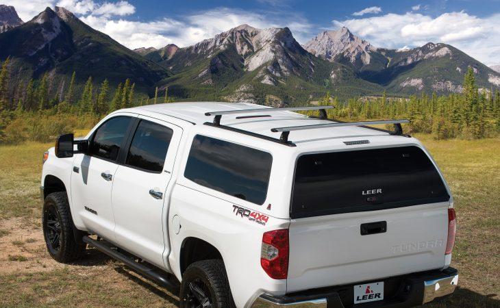 Leer 100XQ Camper Shells in 2020 Truck accessories
