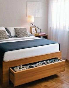 Under Bed Shoe Storage With Wheels Pleasing Shoe Storage Ideas 20  Home Decor That I Love  Pinterest Design Inspiration