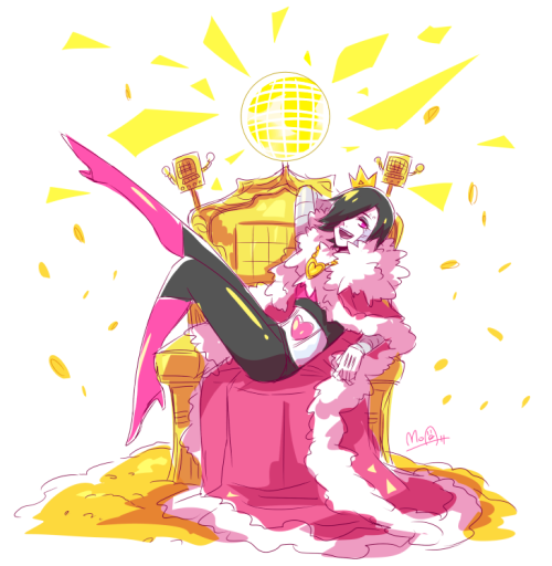 Crossovers King And Queen: Undertale Fan Art By Moa810 On Tumblr