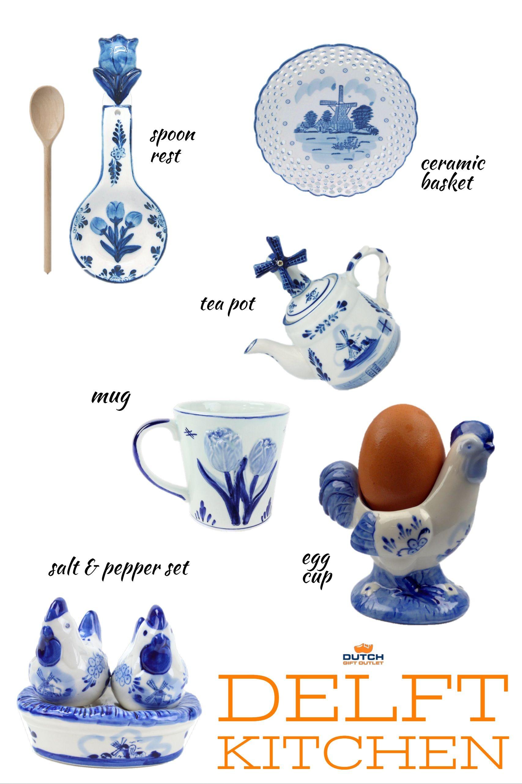 Delft Kitchen Ideas With Dutchgiftoutlet Com Delft Kitchen Decor