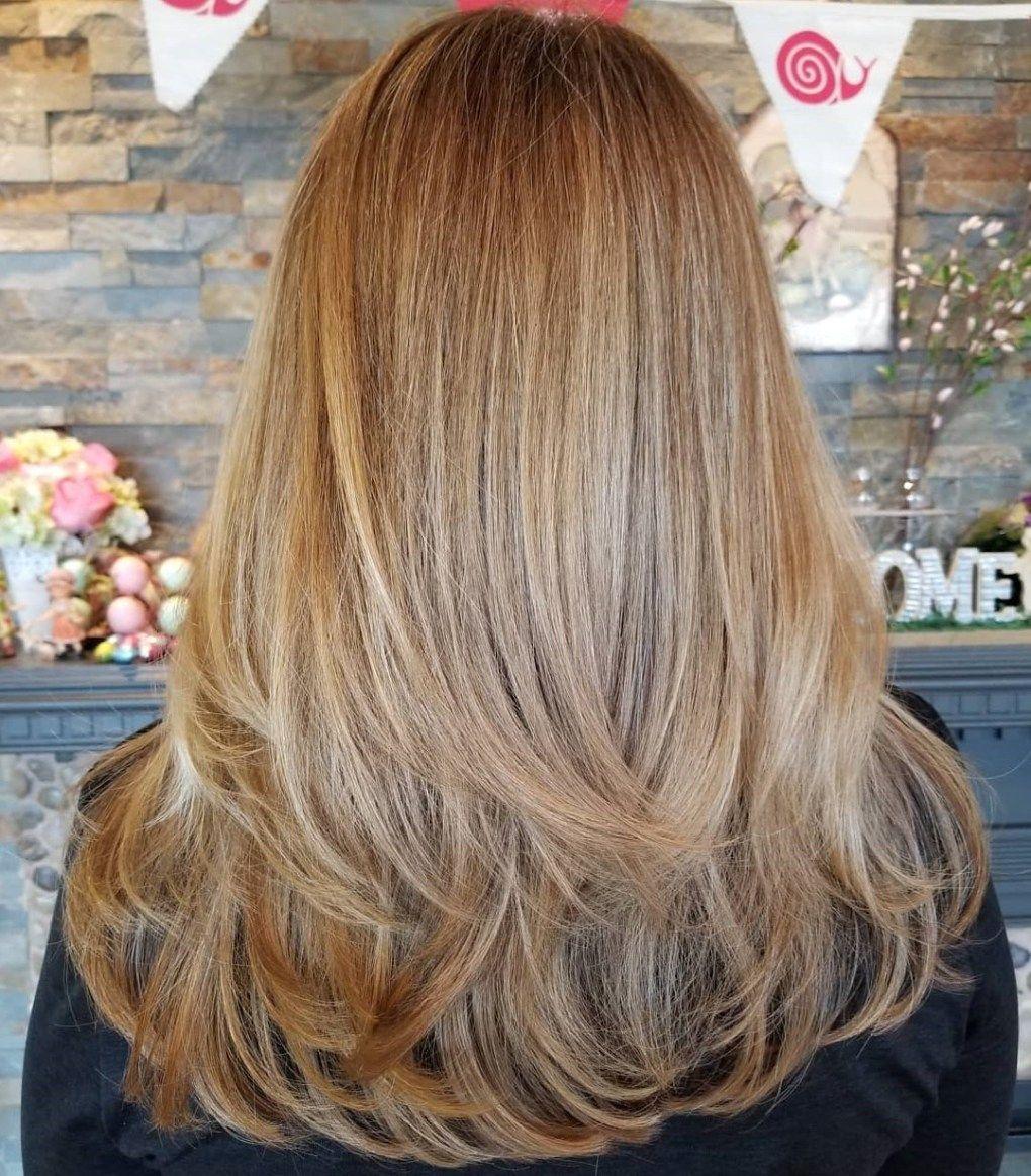 50 Top Haircuts For Long Thin Hair In 2020 Hair Adviser In 2020 Long Thin Hair Long Fine Hair Thin Hair Haircuts