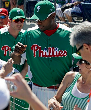 I was there...St. Patty s 2012.....I caught a foul ball !!!  f3d9e9de0f0