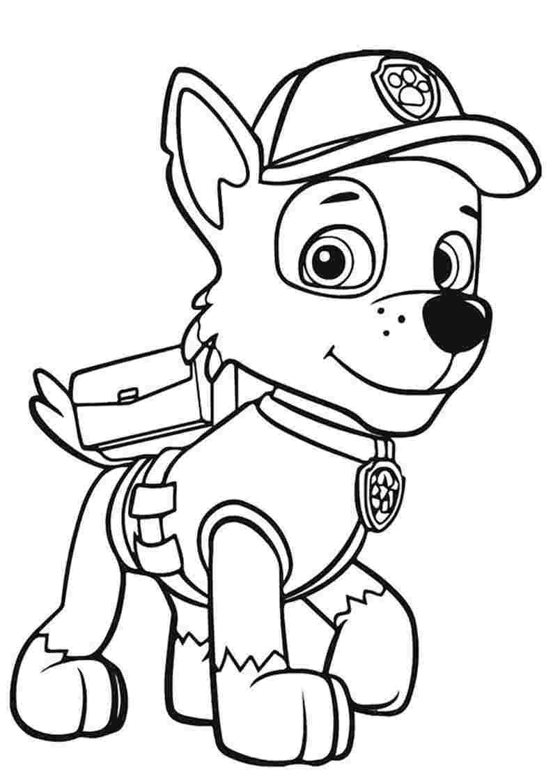 Best Printable Pet Patrol Coloring Pages 777 Amazing