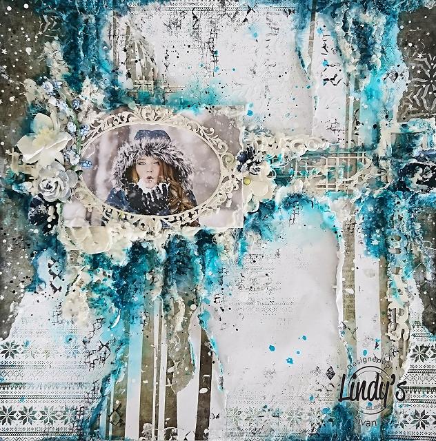 Snow memories | My little crafty Studio