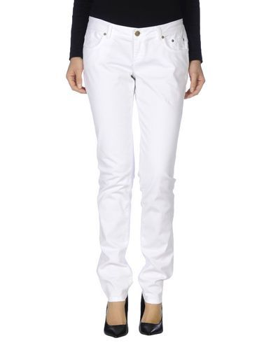 Prezzi e Sconti: #Siviglia denim pantalone donna Bianco  ad Euro 98.00 in #Siviglia denim #Donna pantaloni pantaloni