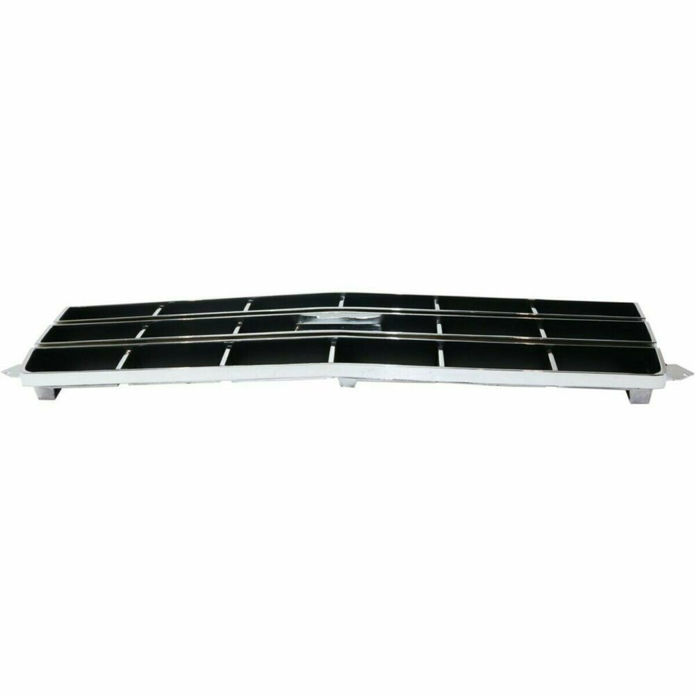 New Grille Chrome Front For Chevrolet S10 1982 1990 Gm1200370 14067219 2 Door Keystoneautomotiveoperations Chevrolet Chrome Grilles