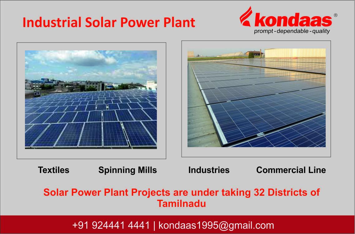 Industrial Solar Solar Solar Power Plant Solar Power