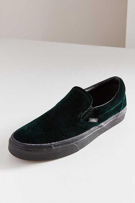 4398a45850fad7 Vans Velvet Slip-On Sneaker
