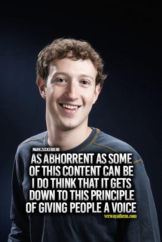 120 Mark Zuckerberg Famous Entrepreneurship