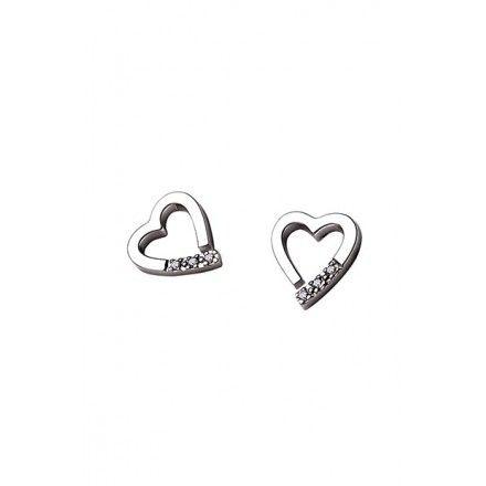 Hot Diamonds Just Add Love Collection oorbellen DE110