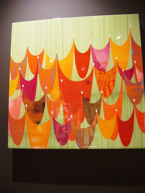 Rex ray at jonathan adler shop in chicago taken in 2005 nice shapes color texture composition