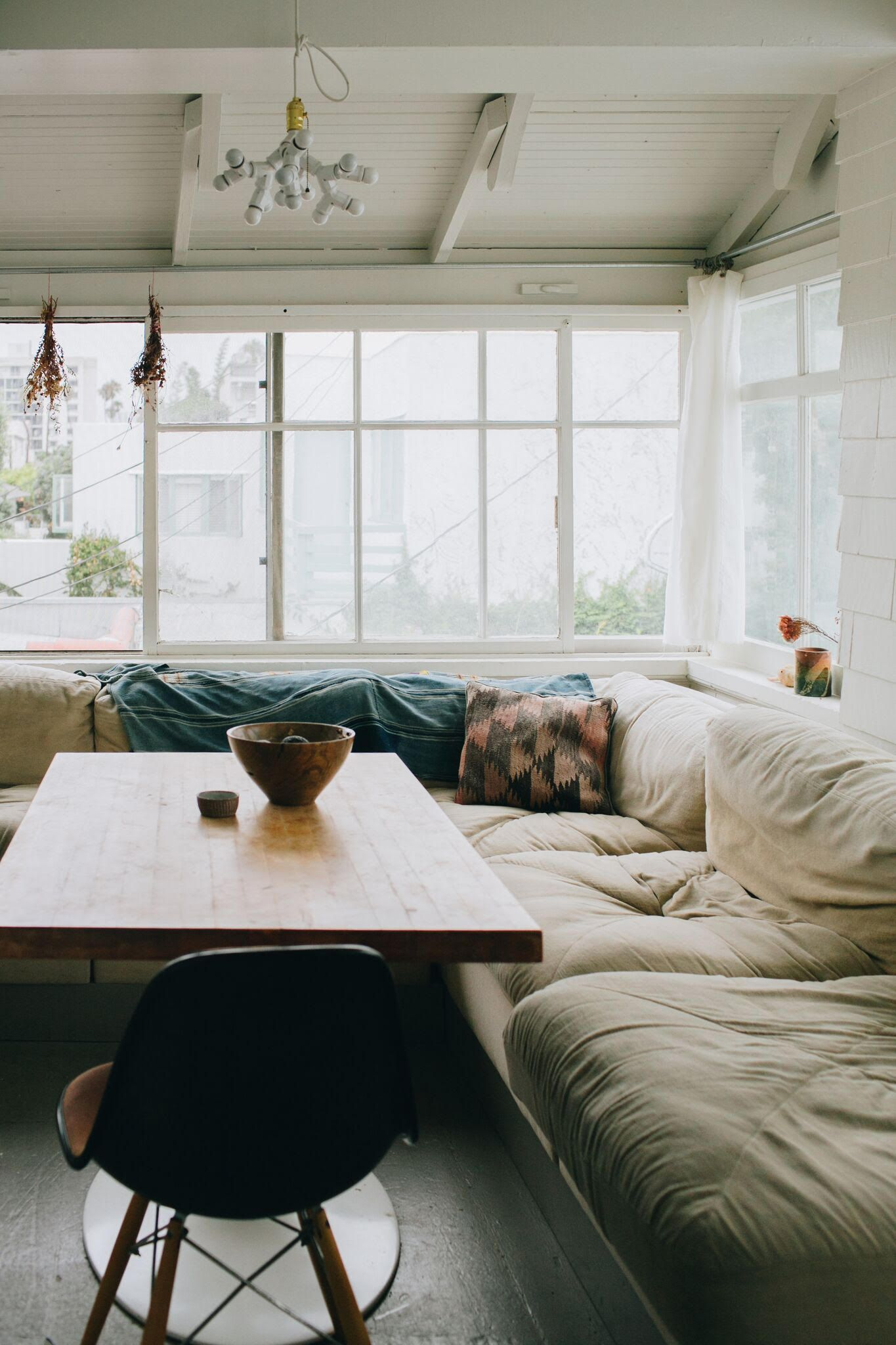 Self care interview series ally walsh golubka kitchen seating forest house also best espacos images in future home decor living room rh pinterest