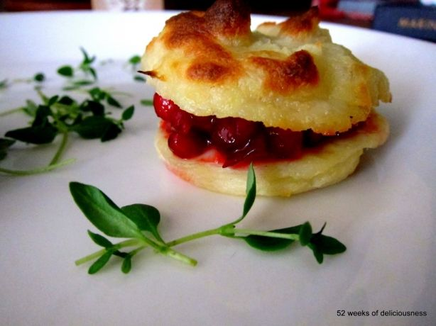 My competition dish for Cono sur recipe competition! go and see the recipe (and VOTE)!: www.52weeksofdeliciousness.com