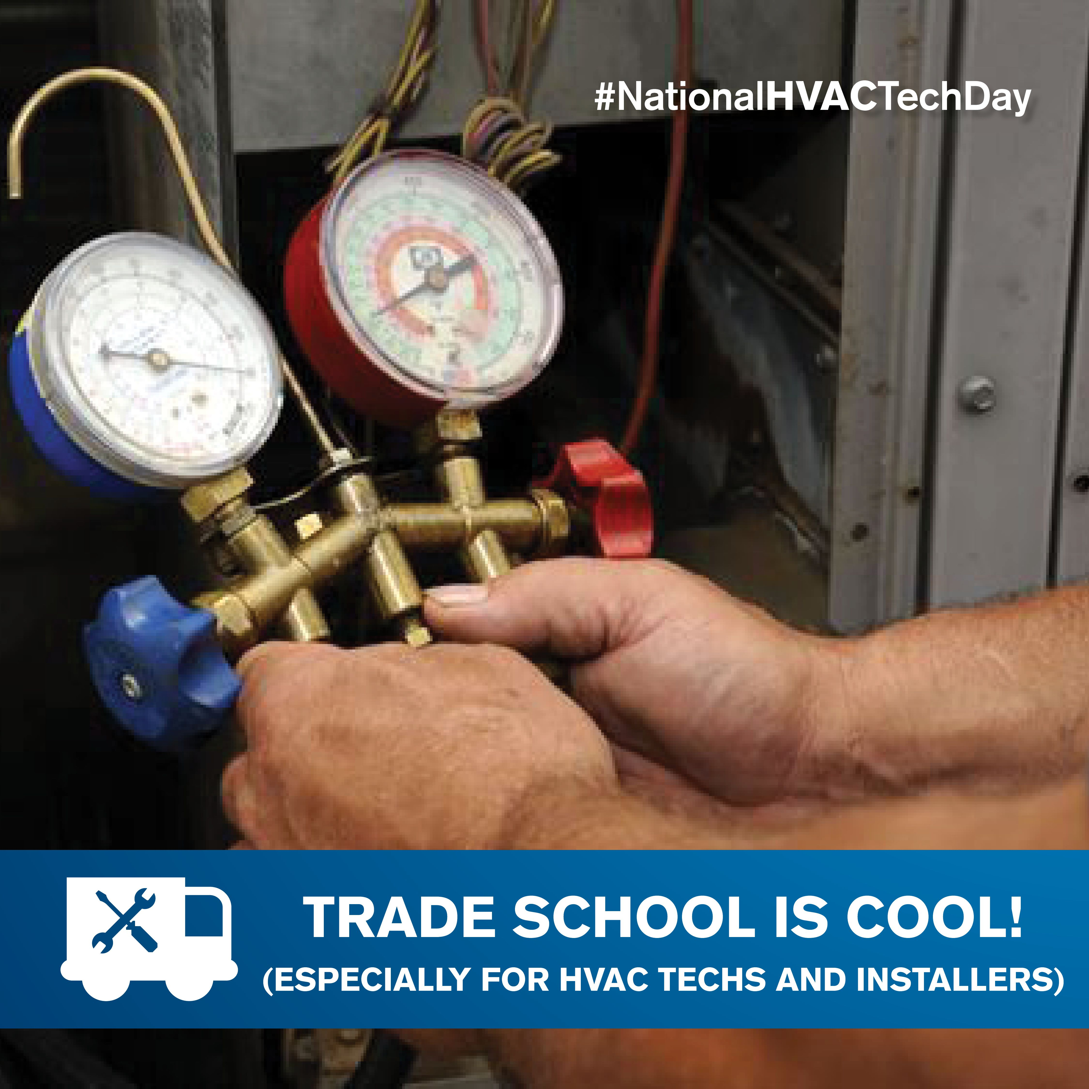 Pin by ARS Rescue Rooter on NationalHVACTechDay June 22