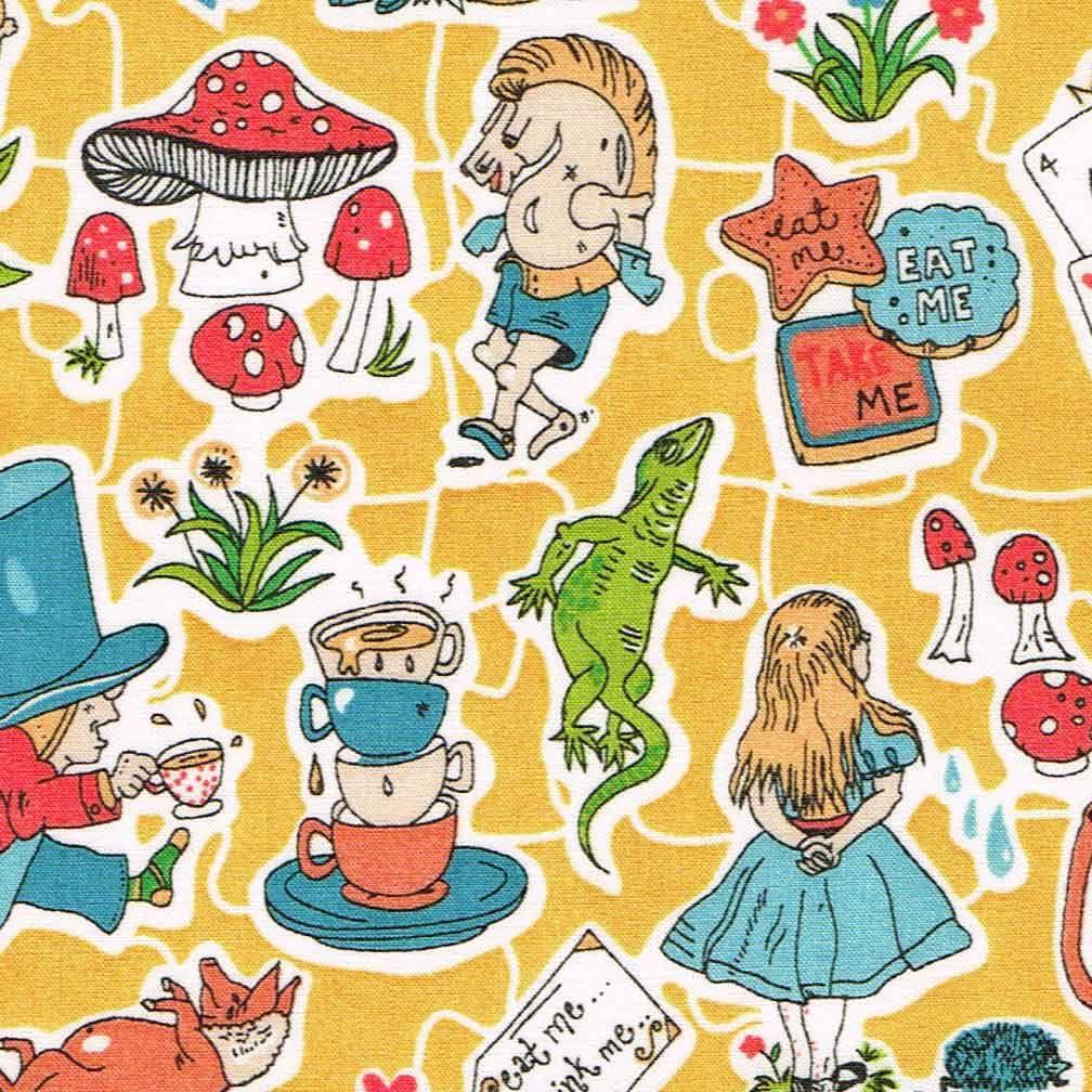Alice in Wonderland Gallymoggers Reynard F