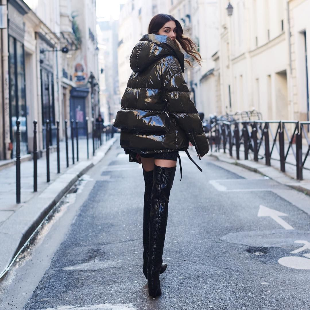Introducing Matignon The Iconic Puffer Back As Seen On The Streets Of Paris Fashion Week Nicolebenisti Fashion Paris Fashion Week Fashion Week [ 1080 x 1080 Pixel ]