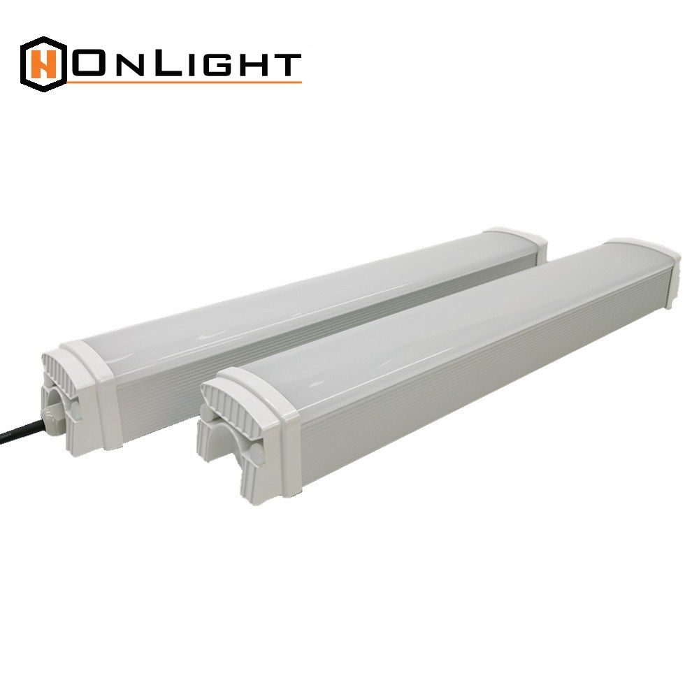 Ce Certification Integrated Wide Lamp Tube 4 Foot Led Tri Proof Linear Flat Tube Light In 2020 Waterproof Led Led Tube Light Car Led Lights