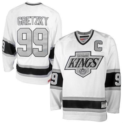Wayne Gretzky Los Angeles Kings White Heroes Of Hockey Alumni Jersey Lakings Kings Gretzky Wayne Gretzky Los Angeles Kings Los Angeles