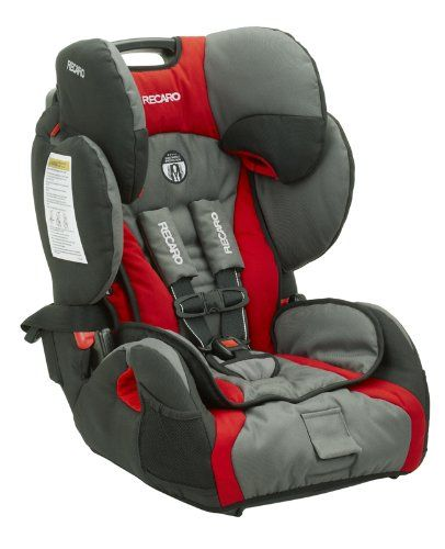 The RECARO Prosport Combination Car Seat is engineered with multiple