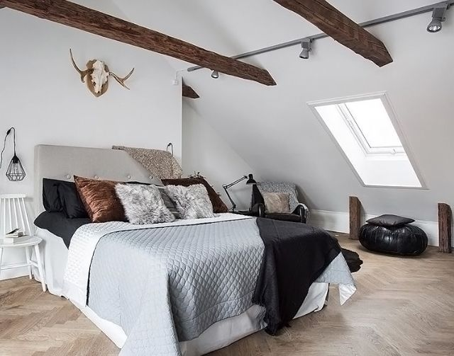 A lovely loft bedroom – Is To Me