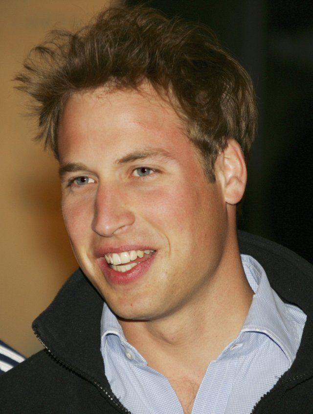 Prince William Prince William Windsor Gesicht Frisuren Haare