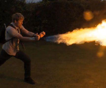 Wrist Mounted Flamethrowers | Why I'm Broke | Geek stuff