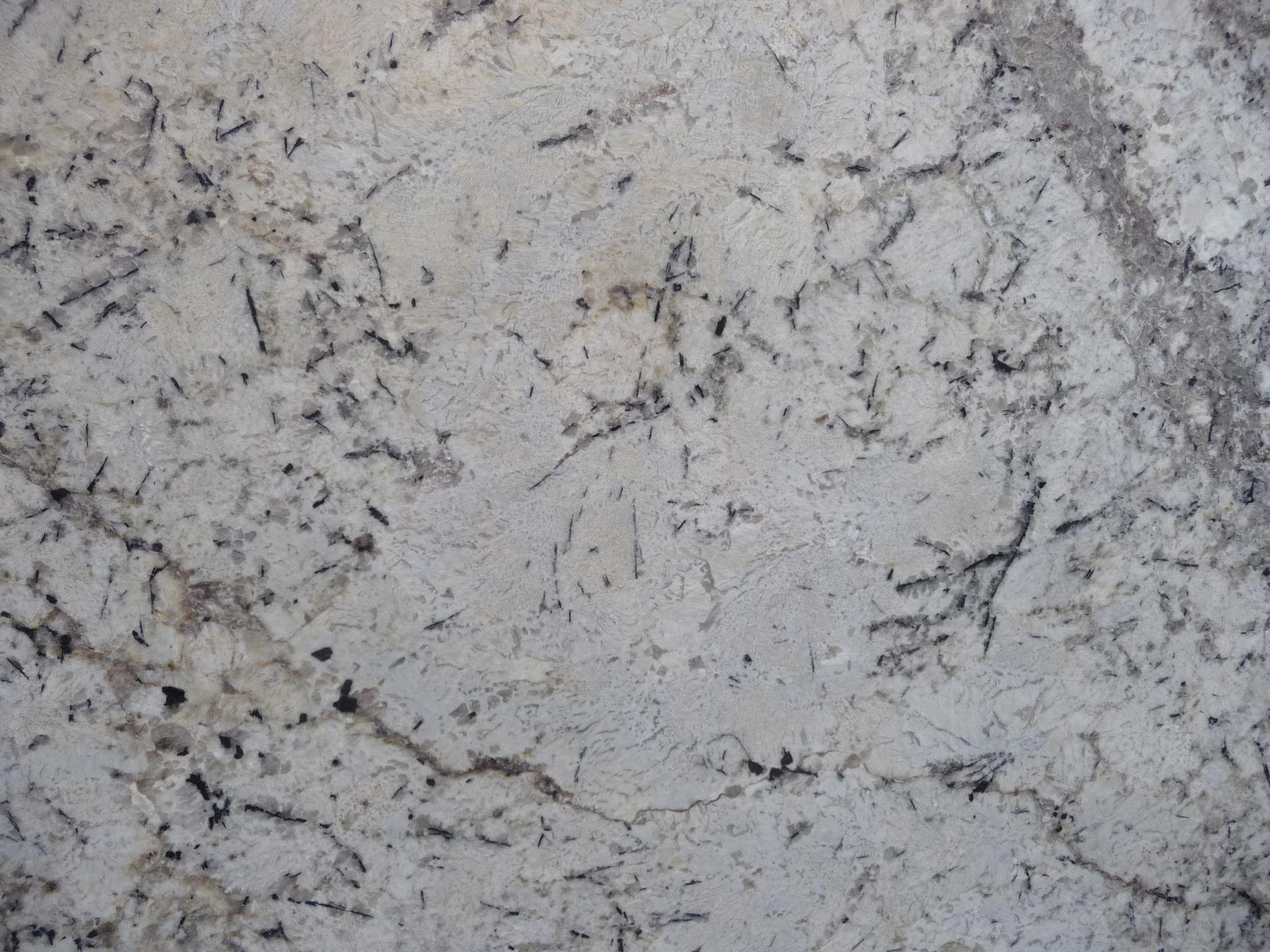 Natural Stone Slabs : New gold silver light granite close up natural stone