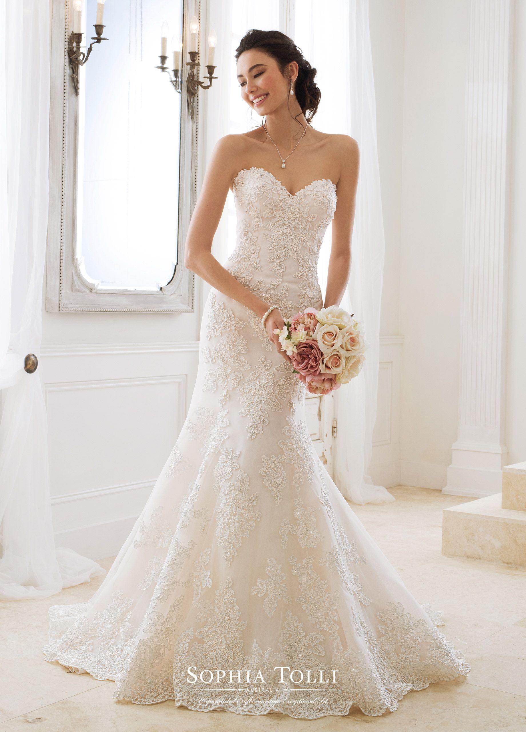 Y11870 Alexia | Gowns, Wedding dress and Wedding