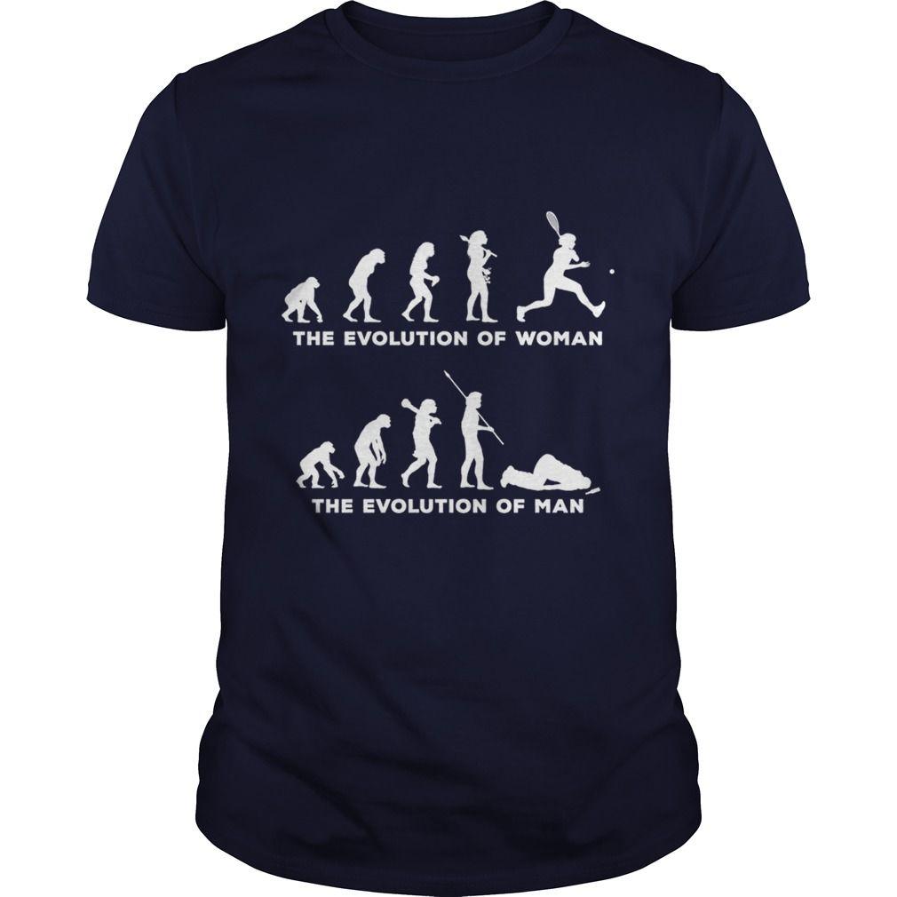 Evolution woman tennis Grandpa Grandma Dad Mom Girl Boy Guy Lady Men Women Man Woman Coach Player