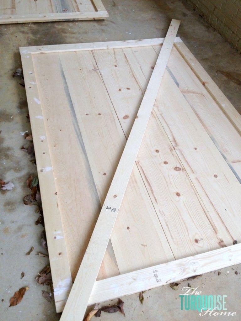 Barn Door Plans Diy Diy Barn Doors Barn Doors Barn And Doors