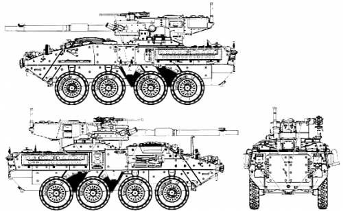 Msg Stryker Armored Vehicles Army Vehicles War Tank