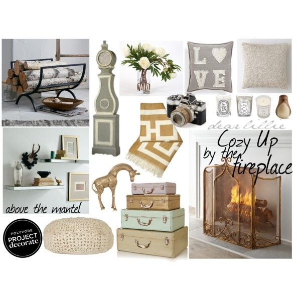 Casual Elegance - By the Fireplace, created by ... on Fireplace Casual Living id=74756