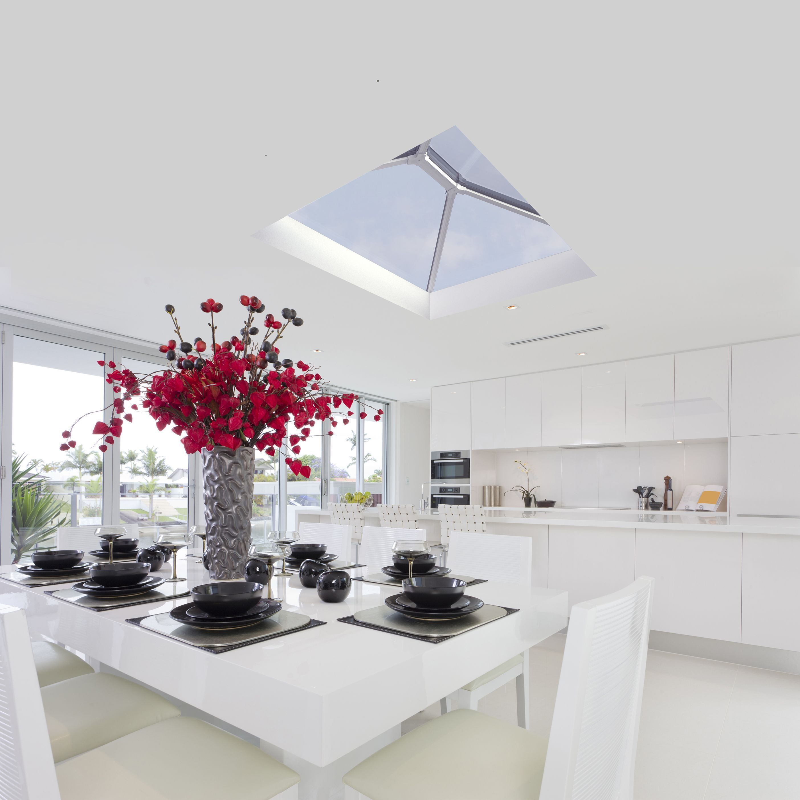 Sizes The Ultrasky Rooflight Is Available In A Number Of Bespoke