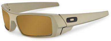 1be79a723a Oakley SI Gascan with Desert Sage Cerakote Frame and Tungsten Iridium  Polarized Lenses