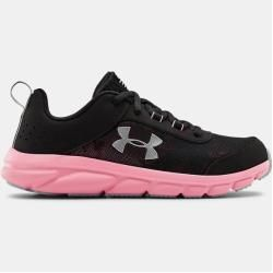 Under Armour Grade School Ua Assert 8 Laufschuhe Schwarz 36 Under Armour