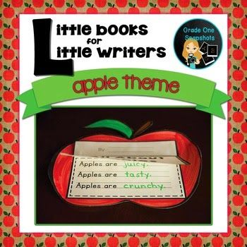 All things APPLE - Free K-3 Apple Resources and Ideas