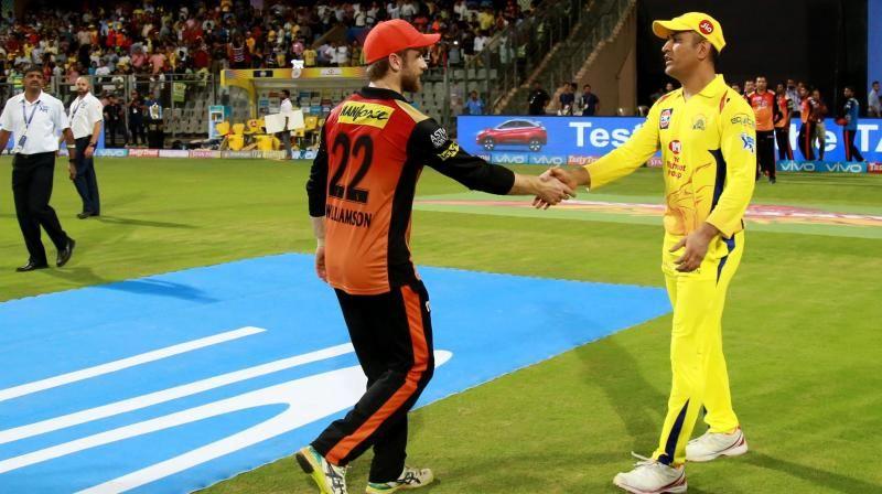 Ipl 2019 33rd Match At Hyderabad Srh Vs Csk Cricket