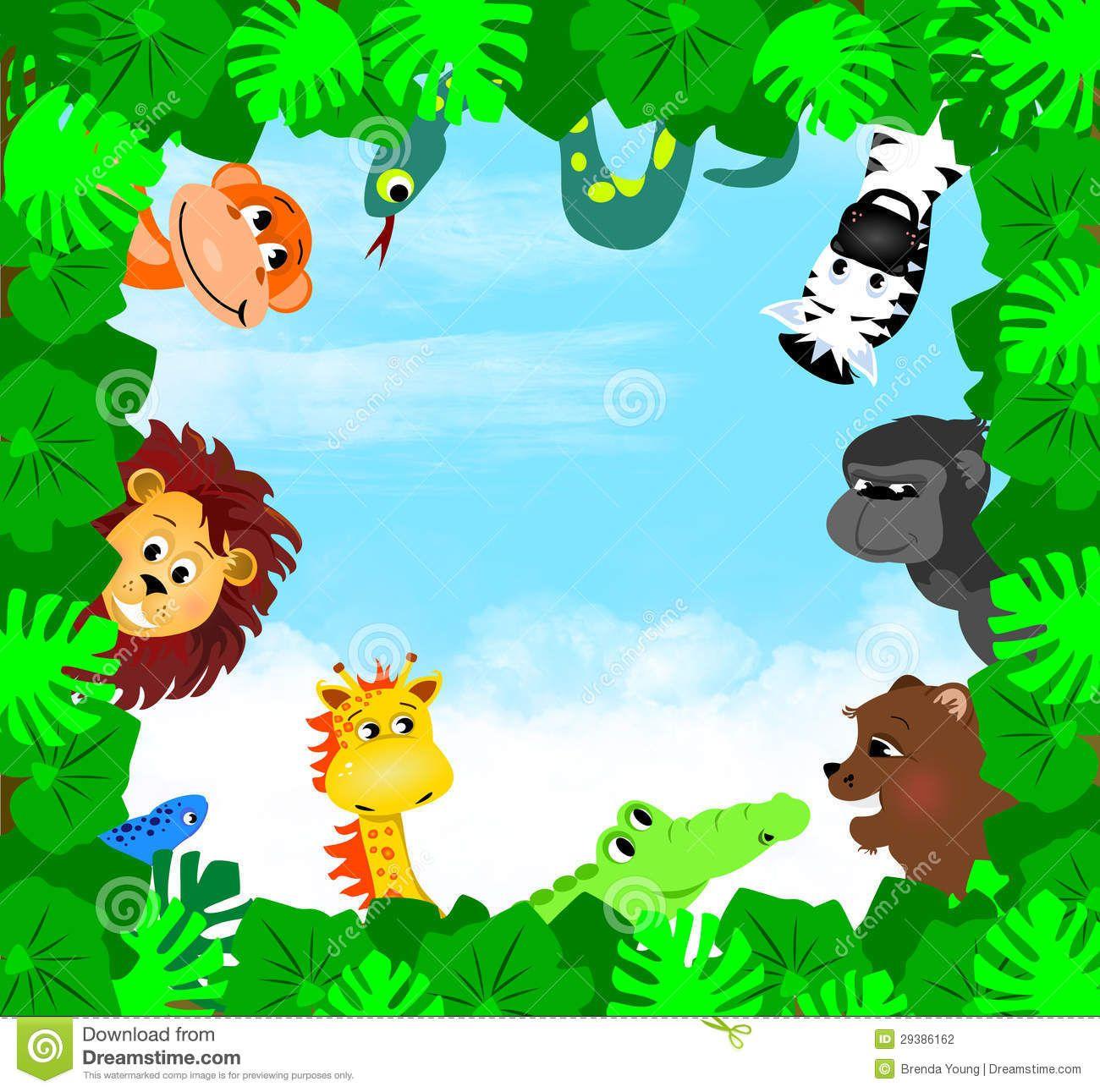 Jungle-animals-6.jpg | Animal Pictures | Bianca | Pinterest