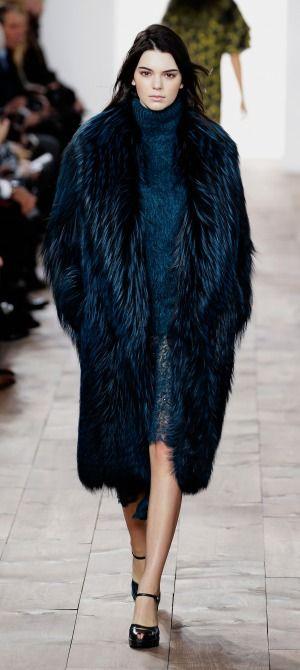Mercedes-Benz Fashion Week Michael Kors Fall 2015