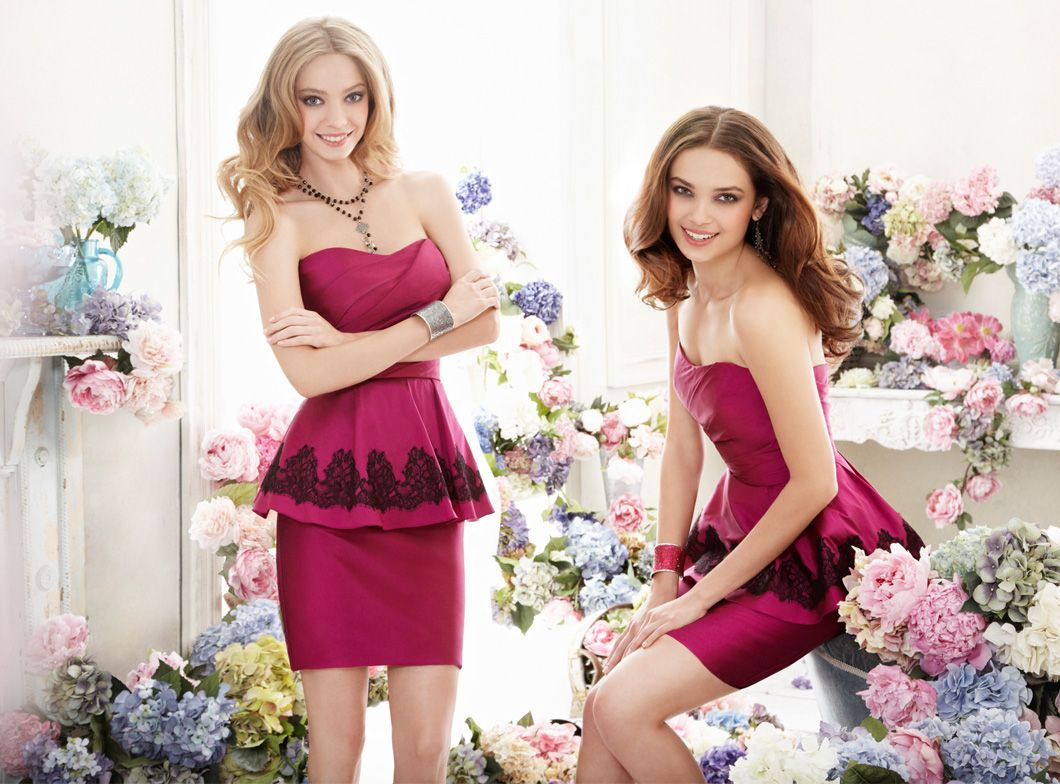 Bridesmaids and special occasion dresses by jim hjelm occasions