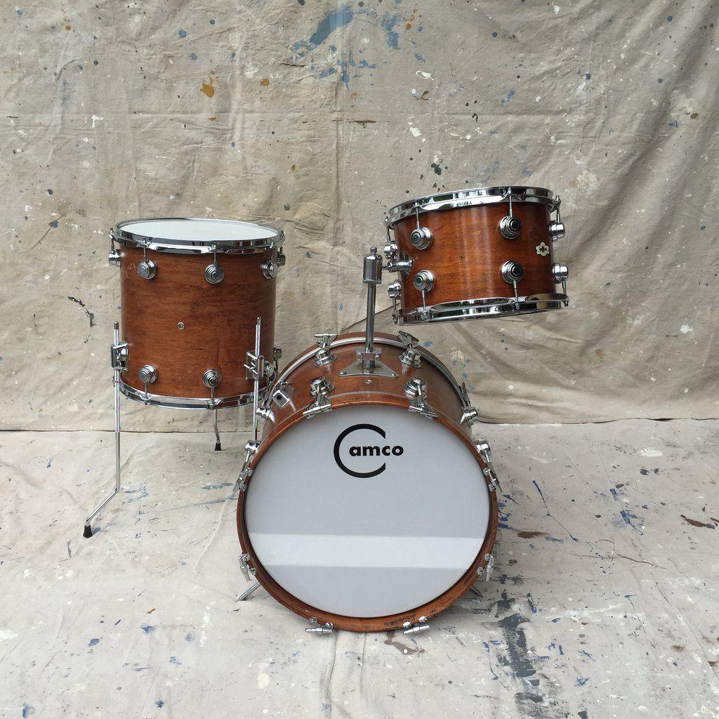 Camco Oaklawn Bop Vintage Drums Drums Camco