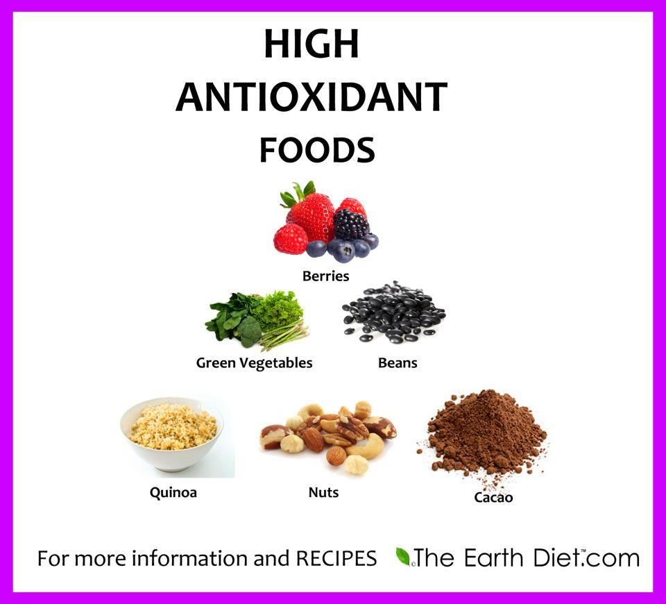 Image result for antioxidant food benefits