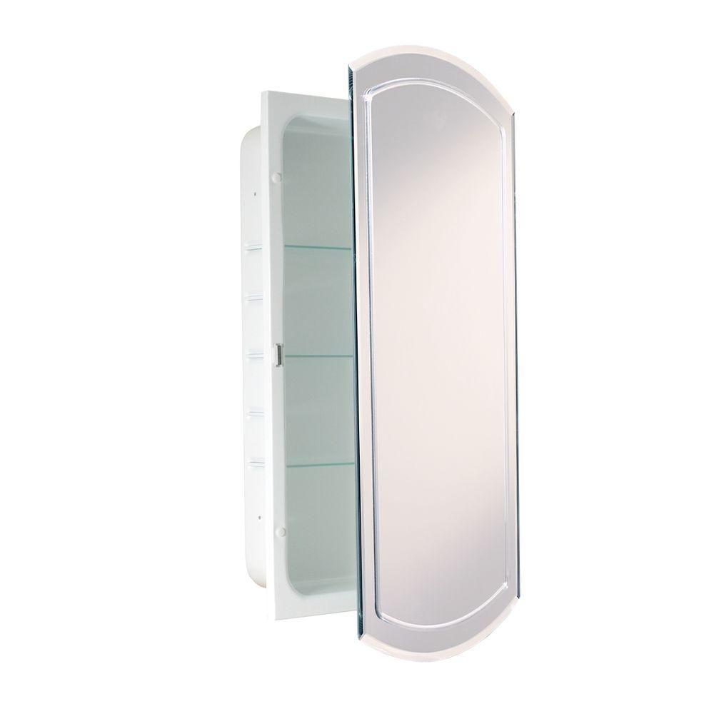 Deco Mirror 16 In W X 30 H 4 1 2