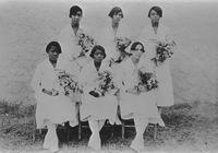 black nurse   Thomasville First Black Nurses Trained at Archbold Hospital, 20s